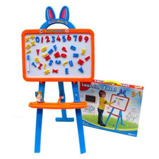LEARING EASEL 3-IN-1 WRITING BOARD
