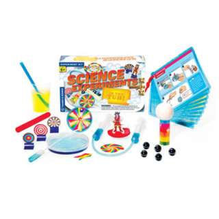 SCIENCE EXPERIMENTS IN THE TUB 9 EXPERIMENTS 12 MANUAL PAGES