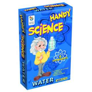 HANDY SCIENCE-WATER 6 EXPERIMENTS