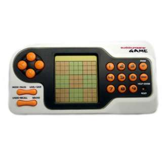 SUDOKU MASTER 3 IN 1 ELECTRONIC HAND HELD LOGIC GAME