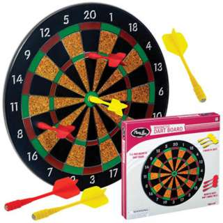 DART BOARD MAGNETIC 11.5INCH WITH 6 MAGNETIC DARTS