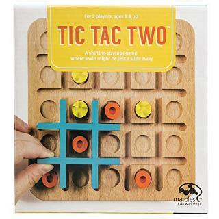 TIC TAC TWO GAME 