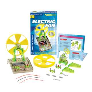 ELECTRIC FAN EXPERIMENT KIT 