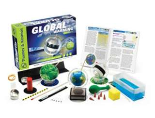 GLOBAL WARMING CONDUCT 23 EXPERIMENTS