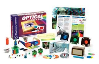 OPTICAL SCIENCE & ART SCIENCE OF LIGHT & OPTICS