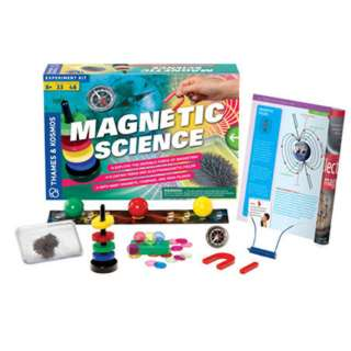 MAGNETIC SCIENCE 33 EXPERIMENTS