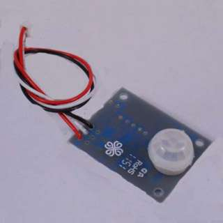 MOTION SENSOR PIR 4.5V USED WITH USB5M-LT+PIR MODULE