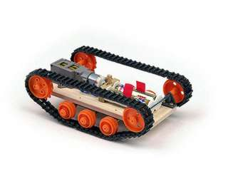 TRACKED VEHICLE CHASSIS KIT 