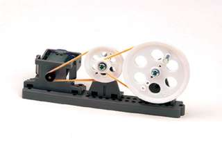 PULLEY UNIT SET motor run from 1.5 to 3v