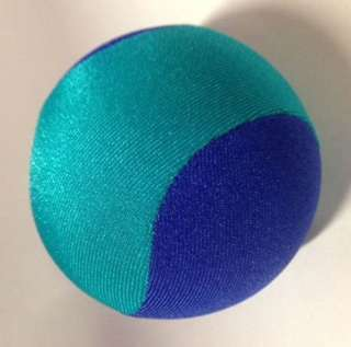 STRESS-LESS GEL SQUEEZE BALL 