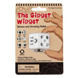 GIDGET WIDGET-STRESS AND ANXIETY RELIEF ASSORTED COLORS