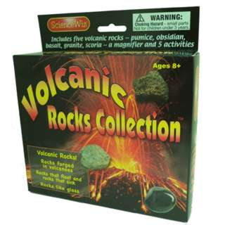 VOLCANIC ROCKS COLLECTION 