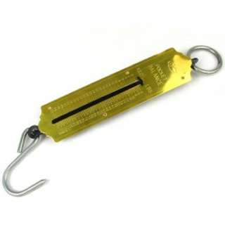 LUGGAGE SCALE SPRING MAX WEIGHT CAPACITY:50KG