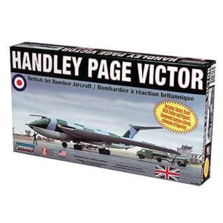 HANDLEY PAGE VICTOR BOMBER 1/96 SCALE MODEL KIT