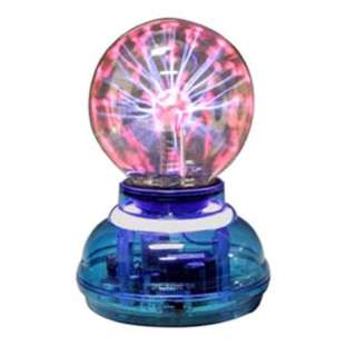 PLASMA BALL 3.5INCH WITH SOUND ACTIVATION