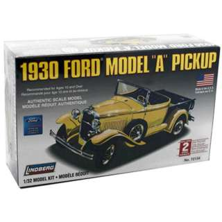 1930 FORD MODEL A PICKUP 1/32 SCALE MODEL KIT