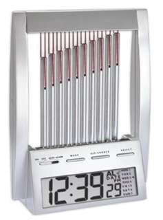 CLOCK ALARM DIGITAL WITH ELECTRONIC WIND CHIME