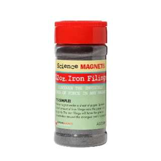 IRON FILINGS 