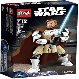 OBI-WAN KENOBI-STAR WARS 83 PCS/SET