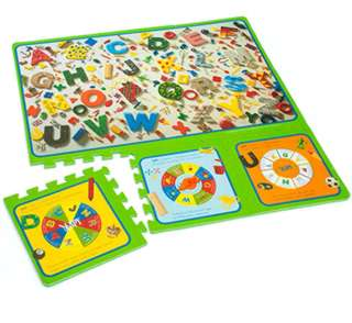 ALPHABET PUZZLE PLAY MAT SEARCH AND FIND
