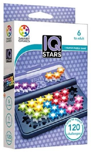 IQ STARS 120 CHALLENGES 1 PLAYER PUZZLE GAME
