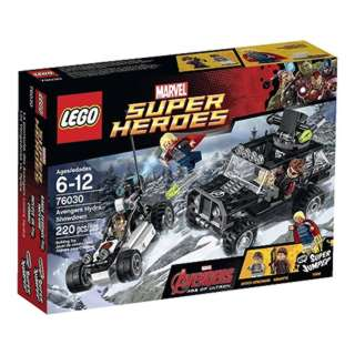 AVENGERS HYDRA SHOWDOWN-SUPER HEROES 220PCS/SET
