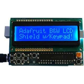 ADAFRUIT LCD SHIELD KIT 