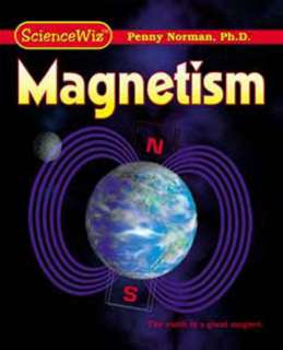 SCIENCEWIZ MAGNETISM -AGES 5+ 40 PAGE BOOK WITH KIT
