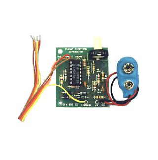 FUNCTION GENERATOR USING OPAMP 