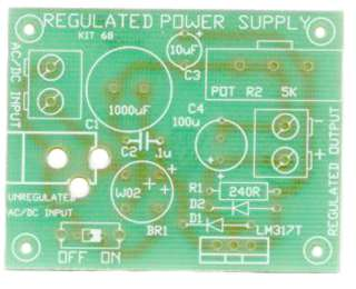 POWER SUPPLY 1.5-30VDC 