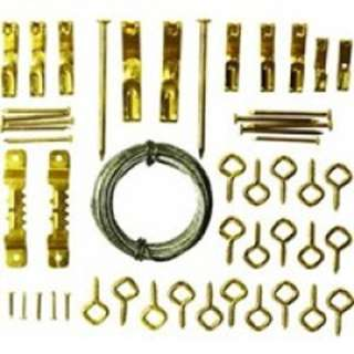 PICTURE HANGING KIT SET 