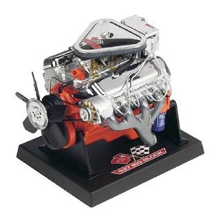 CHEVY L89 BIG BLOCK ENGINE 100+ PARTS-DIE CAST