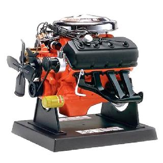DODGE 426 HEMI STREET ENGINE 100+ PARTS-DIE CAST