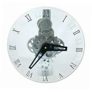 GEAR CLOCK LARGE-12 INCH 