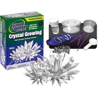 CRYSTAL GROWING KIT WHITE 