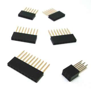 SIPSKT & DIPSKT 2.5MM NBST 6PCS ASSORTED PINS ARDUINO COMPATIBLE