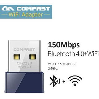 USB WIFI/BLUETOOTH ADAPTER 2 IN 1