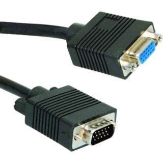 VGA EXT CABLE DBHD15M/F 6FT BEIGE