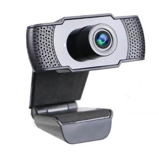 WEBCAM USB 1080P WITH MICROPHONE 