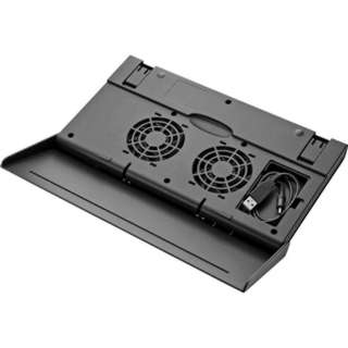 LAPTOP COOLING PAD FITS 15.4IN W/USB & DUAL FANS
