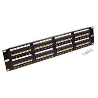 PATCH PANEL 48PORT CAT6 