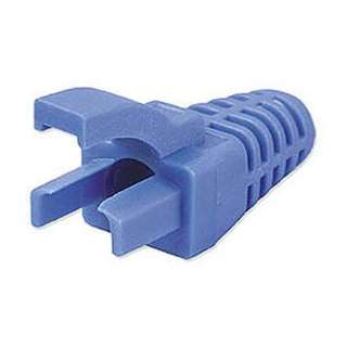 BOOT STRAIN RELIEF RJ45 BLUE 
