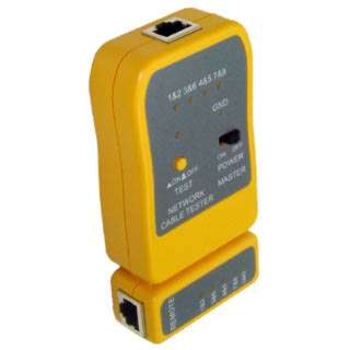 CABLE TESTER FOR NETWORKING RJ45 