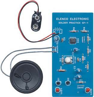 LEARN TO SOLDER KIT INCLUDES SOLDERING IRON & CUTTER