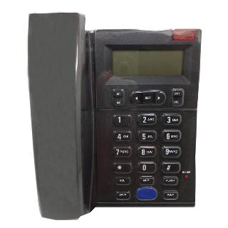 TELEPHONE WITH SPEAKER PHONE BLK/WHITE