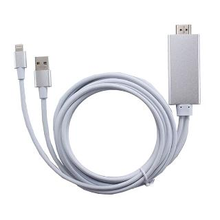 IPHONE LIGHTNING TO HDMI CABLE 6FT