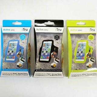 CELLPHONE ARMBAND CASE 3.15X5.51IN ASSORTED COLOR