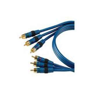 COMPONENT VIDEO CABLE 3M/M 6FT 