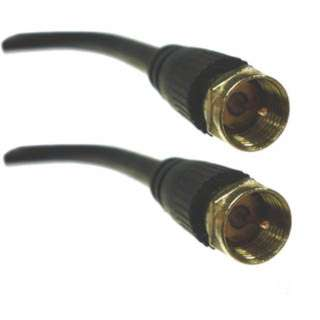 VIDEO CABLE RG59 F M/M 18FT GOLD 