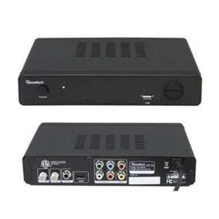DIGITAL-TO-ANALOG TV CONVERTER W/HDMI COAX COMPONENT VIDEO O/P